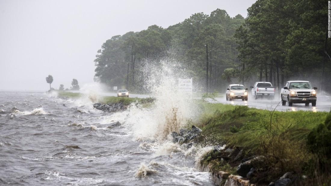 23 milyon Amerikalının Hemrine Kasırgası'ndan etkilenmesi tahmin ediliyor